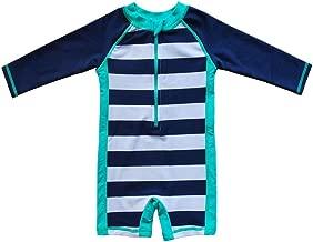 Best toddler boy one piece rash guard Reviews