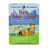 Gummy Fish Oils Review and Comparison