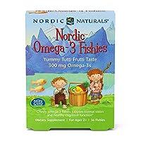 Nordic Naturals オメガ 3 フィシ - オメガ 3 グミ 36 カウント