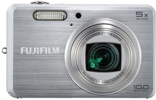 Fujifilm Finepix J150 Digitalkamera 3 Zoll Silber Kamera