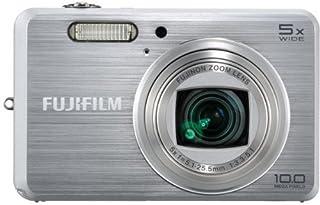 FujiFilm FinePix J150 Digitalkamera (10 Megapixel, 5 fach opt. Zoom, 7,6 cm (3 Zoll) Display) silber