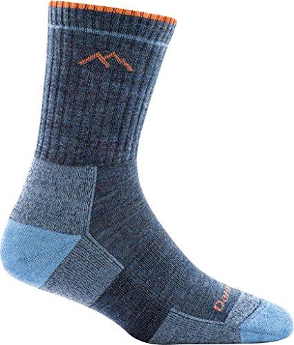 Darn Tough Hiker Micro Crew Midweight Sock with Cushion Womens