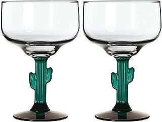 cactus stem glasses