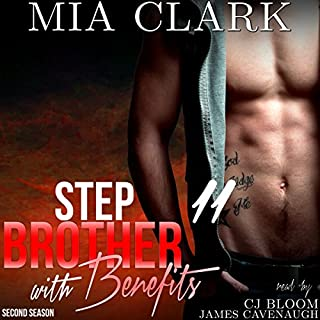 Stepbrother with Benefits 11 (Second Season) audiobook cover art