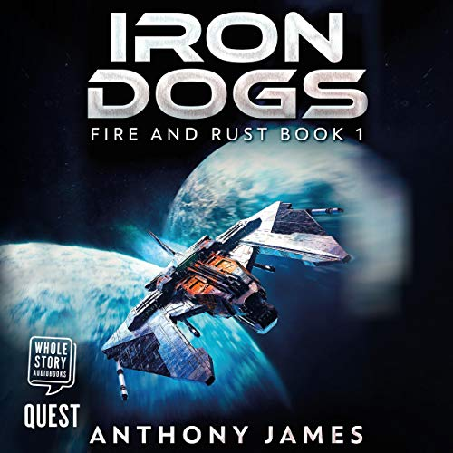 Iron Dogs  By  cover art