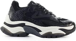 ASH Luxury Fashion Womens ADDICT03 Black Sneakers | Fall Winter 19