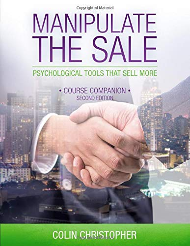 Download Manipulate The Sale: Psychological Tools That Sell More 1999133501