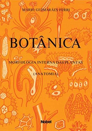 Botânica : Morfologia interna das plantas