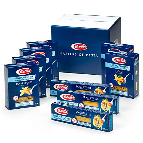 Barilla Variety Pack Multipack Avec 3 Types De Pâtes Sans Gluten 9 Paquets De 400 G 1000017696