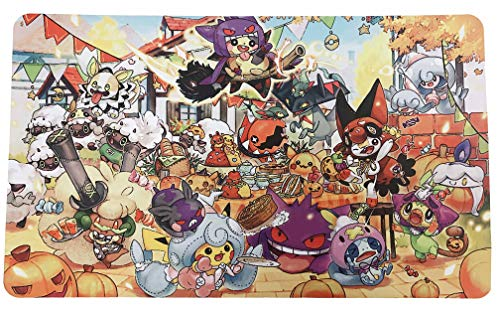 Pokemon Themed Playmat - Halloween …