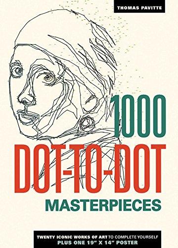 1000 Dot-to-Dot: Masterpieces