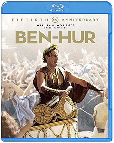 ベン・ハー 製作50周年記念リマスター版(2枚組) [WB COLLECTION][AmazonDVDコレクション] [Blu-ray]