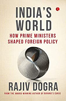 India's World - Demy (HB) by [Rajiv Dogra]