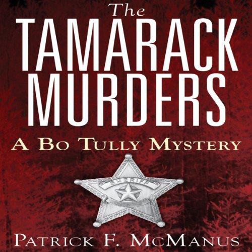 The Tamarack Murders audiobook cover art