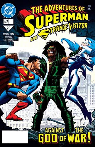Adventures of Superman (1986-2006) #572 (English Edition ...