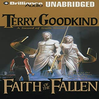 Faith of the Fallen: Sword of Truth, Book 6