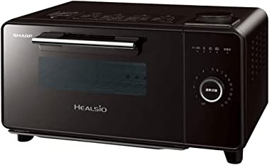 SHARP AX-GR1-B [Healsio grille water oven black type]【Japan Domestic genuine products】 【Ships from JAPAN】