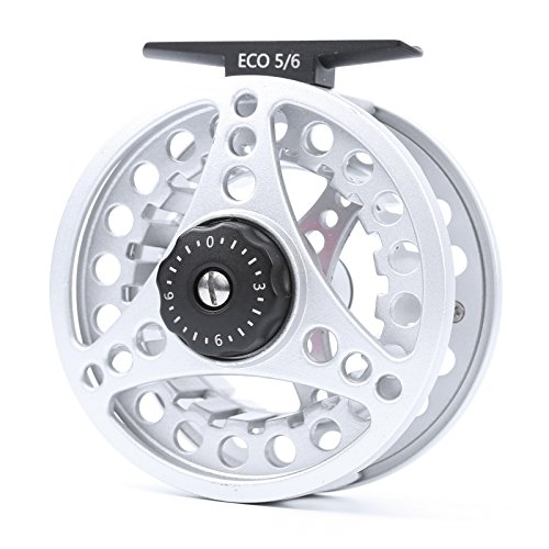 M MAXIMUMCATCH Maxcatch ECO Fly Reel Large Arbor...