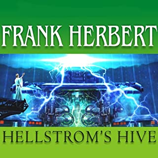 Hellstrom's Hive audiobook cover art