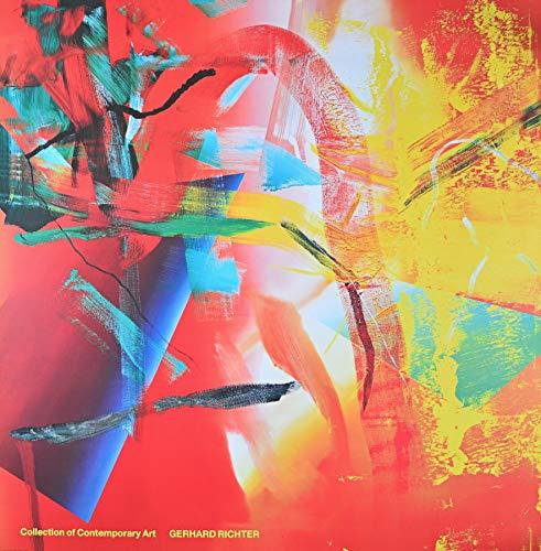 Germanposters Gerhard Richter Merlin Poster Kunstdruck Bild 117 x 117 cm
