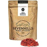 Sevenhills Wholefoods Bayas de Goji Orgánico 1kg