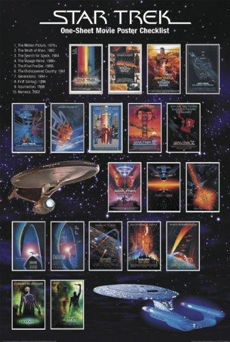 Close Up Star Trek Poster (68,5cm x 101,5cm) + Ü-Poster