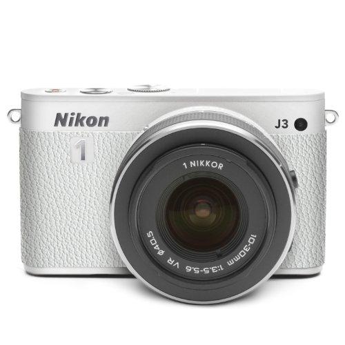 Japan Hobby Tool Nikon1 J3 張り革キット Nikonタイプ スノーホワイト 4308W J3-4308W