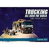 Trucking all over the World Kalender 2022