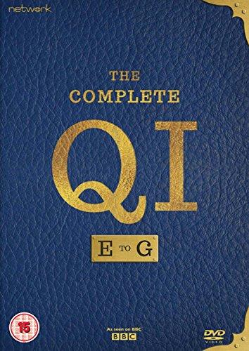 QI: Series E-G [Region 2]