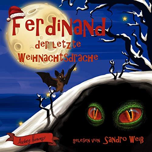 Ferdinand der letzte Weihnachtsdrache Titelbild