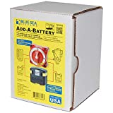 Blue Sea 7650003 Add-A-Battery Kit - Boxed Packaging (52196)