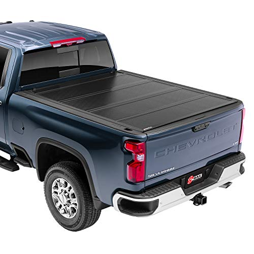 BAK BAKFlip G2 Hard Folding Truck Bed Tonneau Cover | 226409 | Fits 2007 - 2021 Toyota Tundra 5' 7' Bed (66.7')