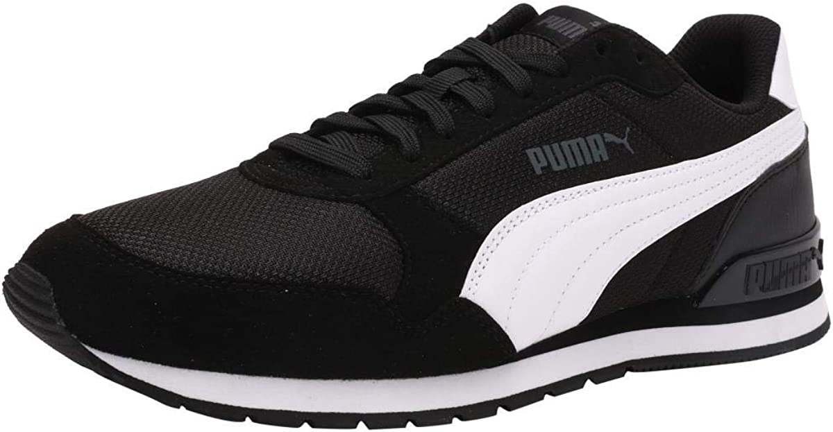 PUMA Men's Low-Top Trainers, os