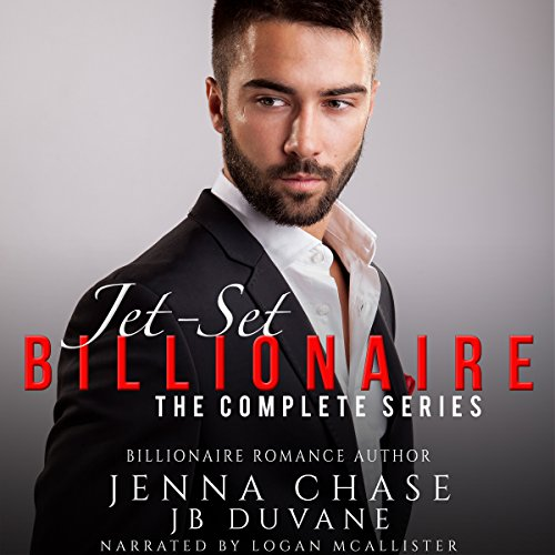 Jet-Set Billionaire cover art
