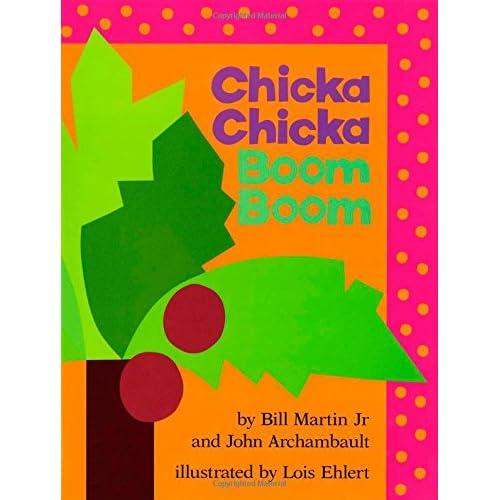 Chicka Chicka Boom Boom Book Pdf