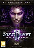 Command new weapons of war,An all-new, Zerg-based campaign, that focuses on Kerrigan, the erstwhile 'Queen of Blades' Access to approximately 20 new missions The release of new StarCraft II units and new maps Improvements to Battle.net, including Sta...