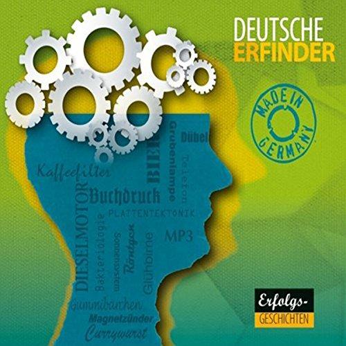 Deutsche Erfinder audiobook cover art