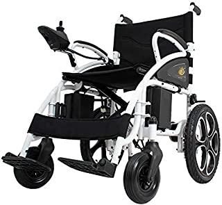 Culver 2019 New Electric Wheelchairs FDA Approved Transport Friendly Lightweight Folding (Free Wheelchair RAMP Gift)