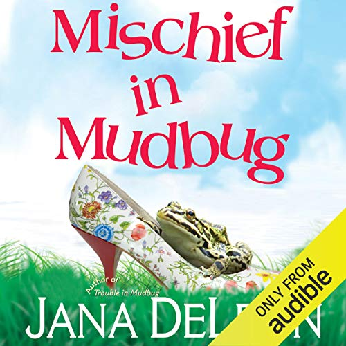 Mischief in Mudbug  By  cover art