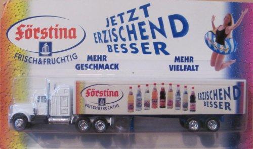 Förstina Nr.02 - Erfrischend Besser - Kenworth W900 - US Sattelzug