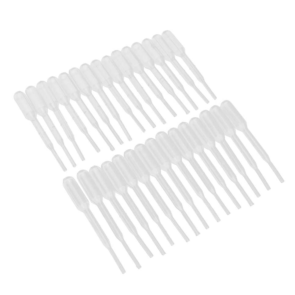 知恵世辞知覚するPerfeclan 約30個入 プラスチック トランスファーピペット 精油 プラスチック 移動ピペット 3サイズ選べ - 0.2ML