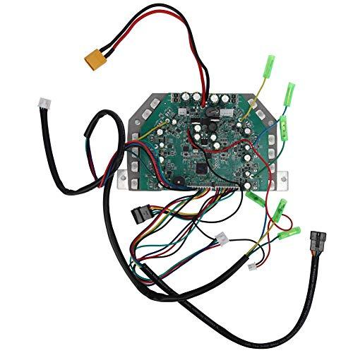 MAGT Balancing Scooter Controlador de Placa Base, Controlador de Placa Base de Scooter de Equilibrio eléctrico de Dos Ruedas Panel de Control Principal Accesorios(Three Standard Edition)
