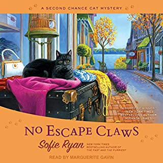 No Escape Claws audiobook cover art