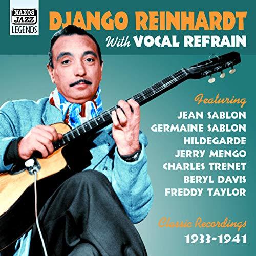 Django: with Vocals (1933-1941) (Reinhardt, Vol. 9)
