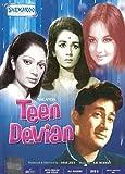 Teen Devian (1965) (Hindi Film / Bollywood Movie / Indian Cinema DVD) by Nanda Dev Anand