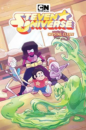 Steven Universe Original Graphic Novel: Crystal Clean