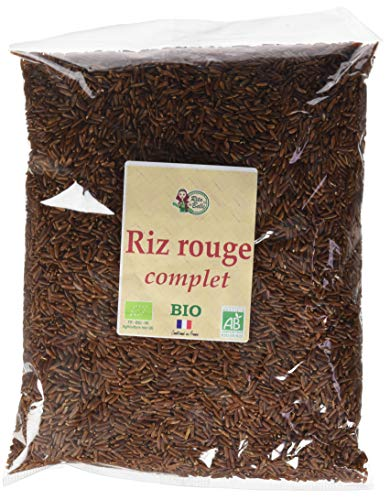 RITA LA BELLE Riz Rouge 25 kg