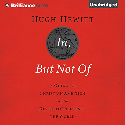 In, But Not Of audiobook cover art
