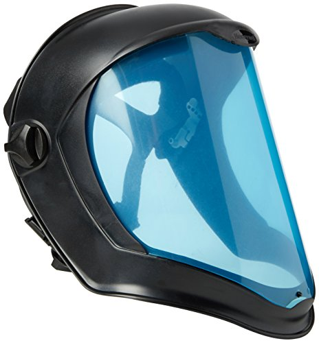Honeywell 1011624 Escudo facial biocónico Pantalla de policarbonato con...
