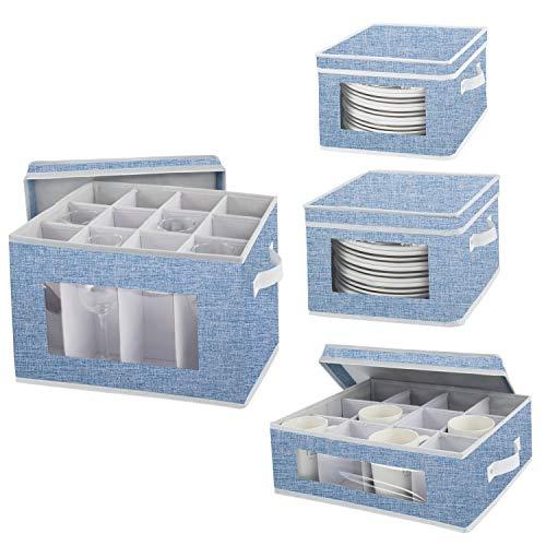 christmas dish storage - 8